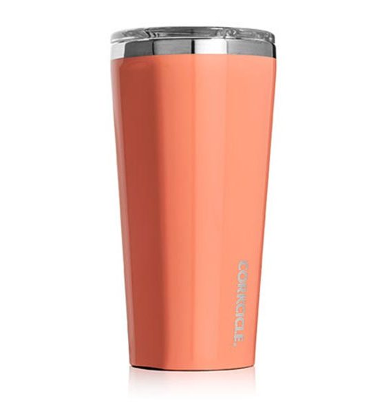 Corkcicle-Gloss-Peach-Echo-16oz-Tumbler-2